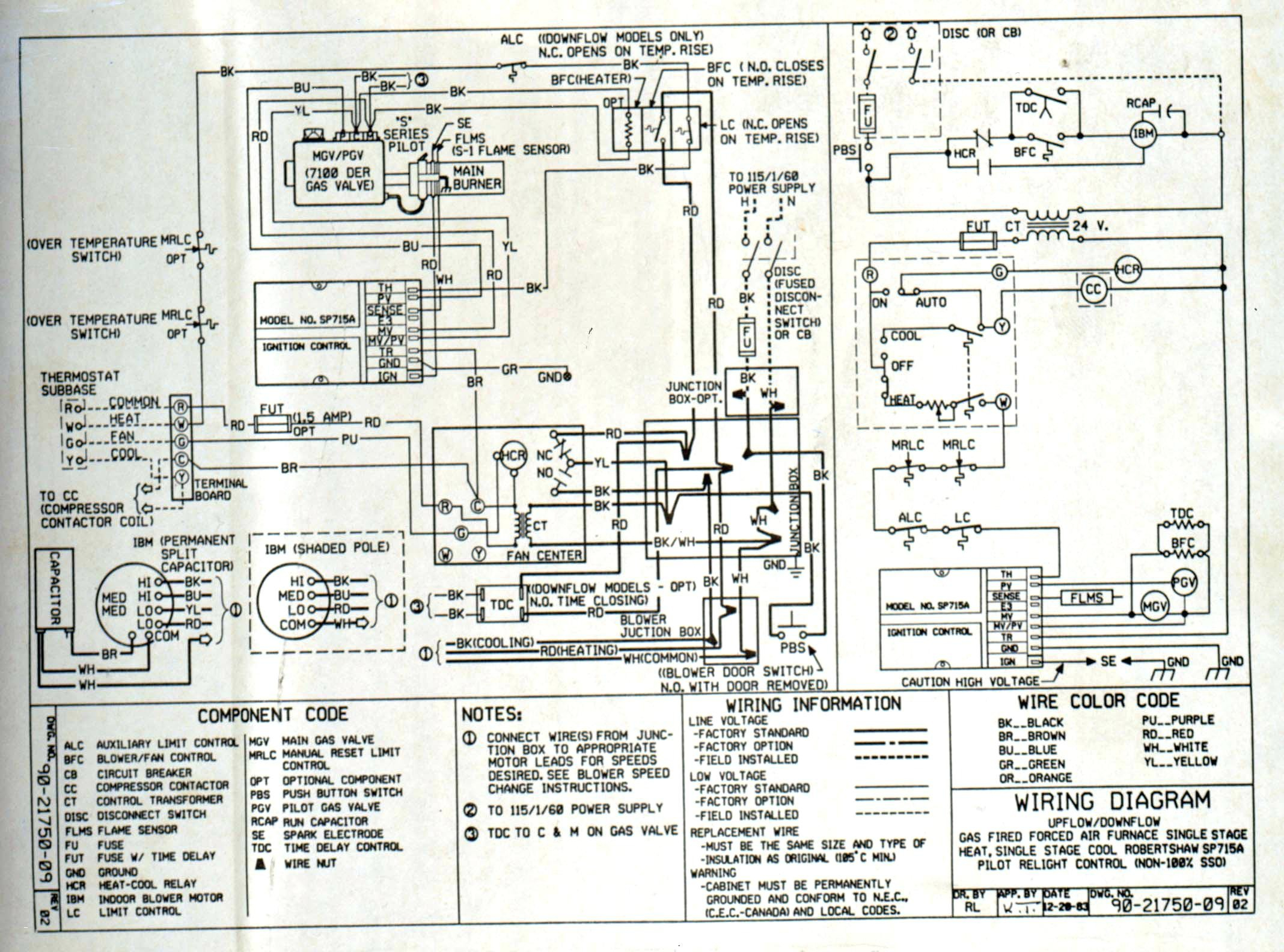 carrier air conditioner thermostat wiring diagram bose amp gallery