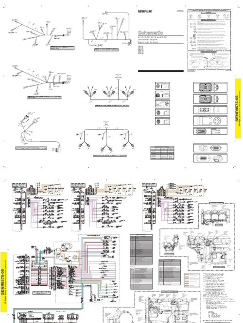small resolution of cat c10 engine wiring diagram detailed schematic diagrams rh 4rmotorsports com
