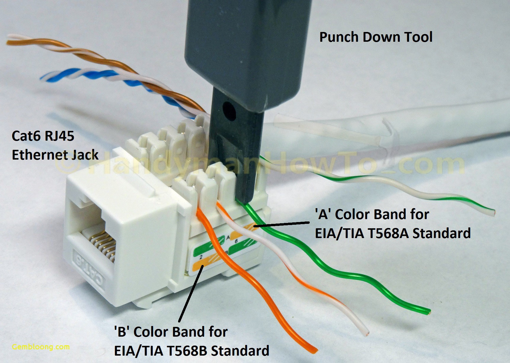rj11 telephone wiring diagram australia strat hss cat5 wall plate sample