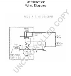 caterpillar starter wiring diagram [ 1000 x 1000 Pixel ]