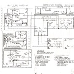 Coleman Evcon Eb15b Wiring Diagram Basic Hvac Ladder Electric Furnace Diagrams Library
