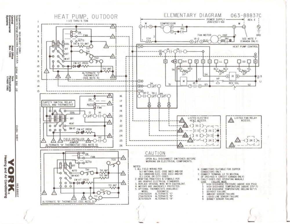 medium resolution of central electric furnace eb15b wiring diagram collection payne heat pump wiring diagram 5ab cc74f 7