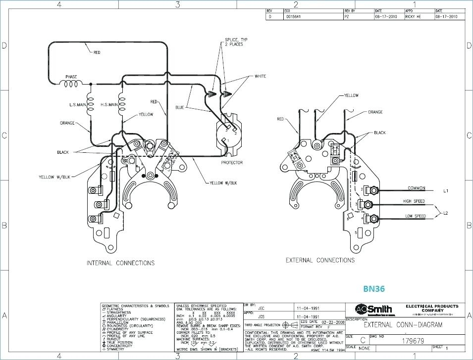 Ao Smith Motors Wiring Diagram Er Motor