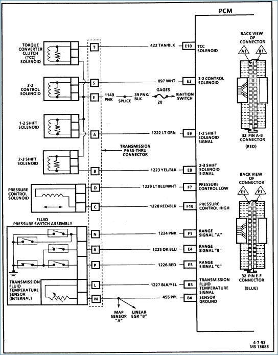 [DIAGRAM] 2000 Chevy S10 Radio Wiring Diagram FULL Version