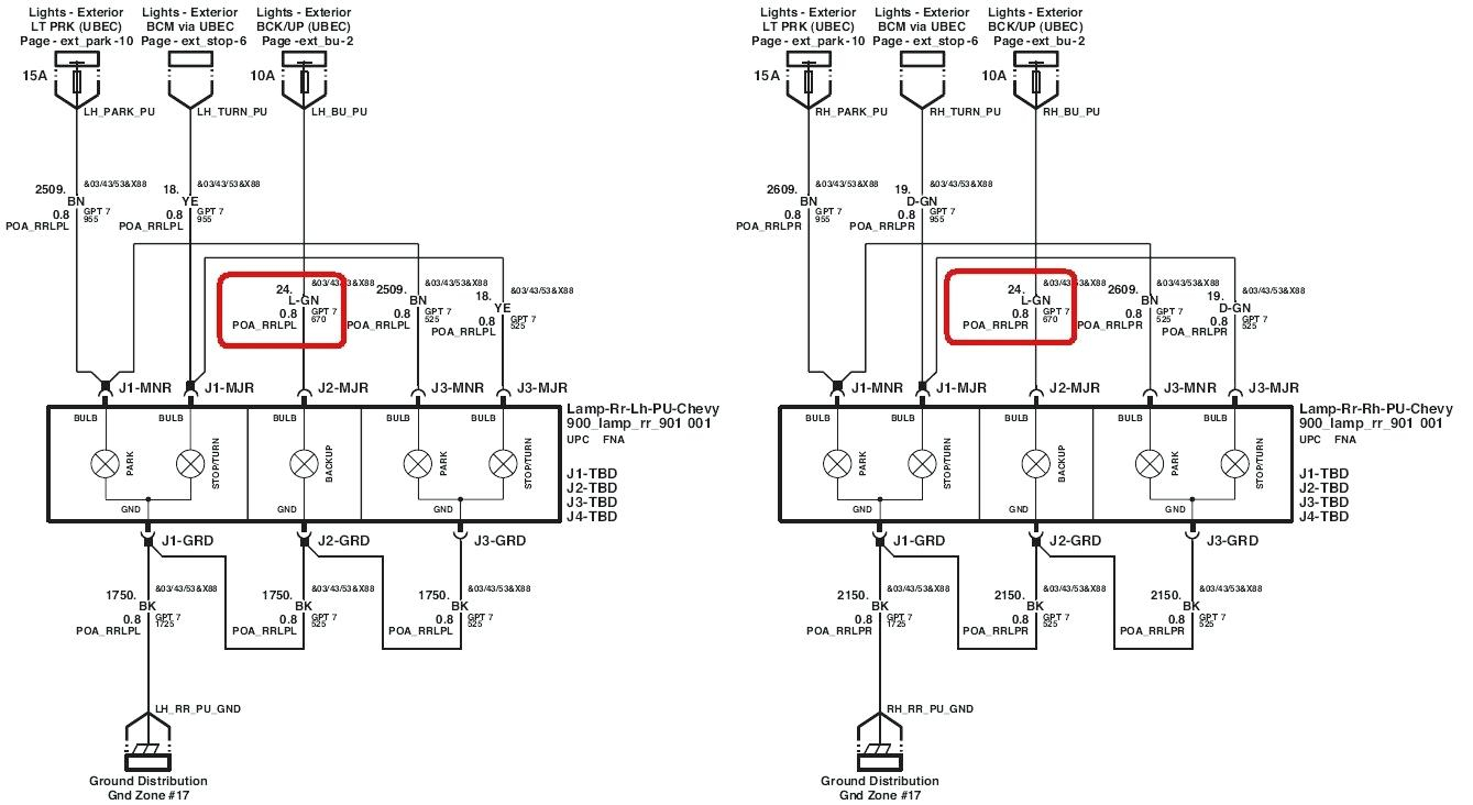 hight resolution of gm back up light wiring wiring diagrams konsult gm backup light wiring