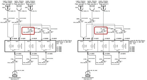 small resolution of gm light wiring wiring diagram mega gm tail light wiring diagram