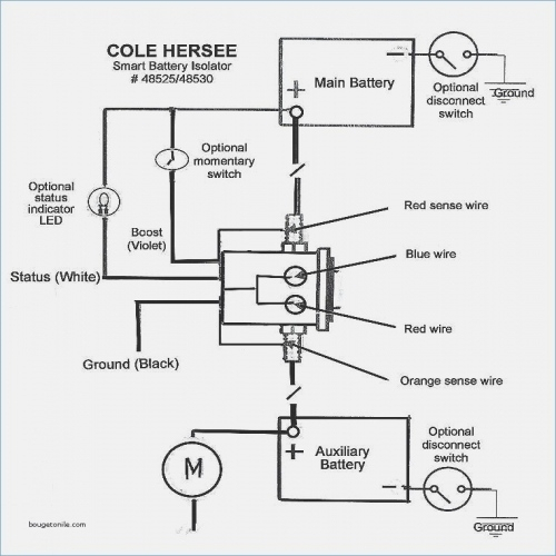 sure power battery isolator wiring diagram motorcycle stator coil cole hersee collection download 5