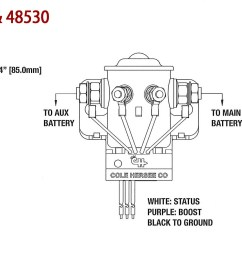 cole hersee solenoid wiring diagram download diagram cole hersee 200a smart battery isolator ac dc [ 2076 x 916 Pixel ]