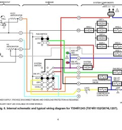 contactor wiring diagram ac unit download 5 ton goodman heat pump circuit and schematic wiring [ 1024 x 804 Pixel ]