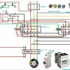 Stop Start Contactor Wiring Diagram 7 Pin Semi Trailer Gallery