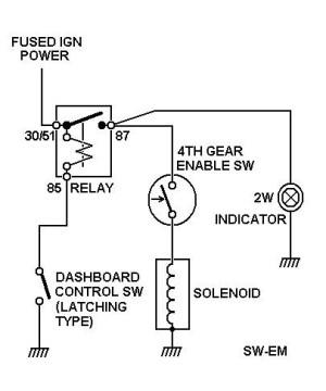 Control Relay Wiring Diagram Download | Wiring Diagram Sample