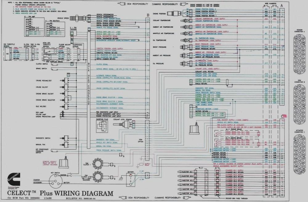 medium resolution of cummins m11 ecm wiring diagram download new n14 celect wiring diagram cummins engine plus 16