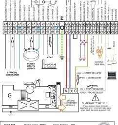 cummins transfer switch wiring diagram [ 1000 x 1393 Pixel ]