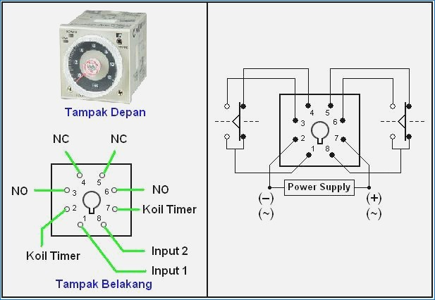 [DIAGRAM] Wiring Diagram For Time Delay Relay FULL Version