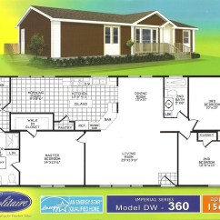 How To Home Electrical Wiring Diagrams Lennox Gcs16 060 Diagram Double Wide Mobile Sample Collection Floorplans Manufactured Floor Plans
