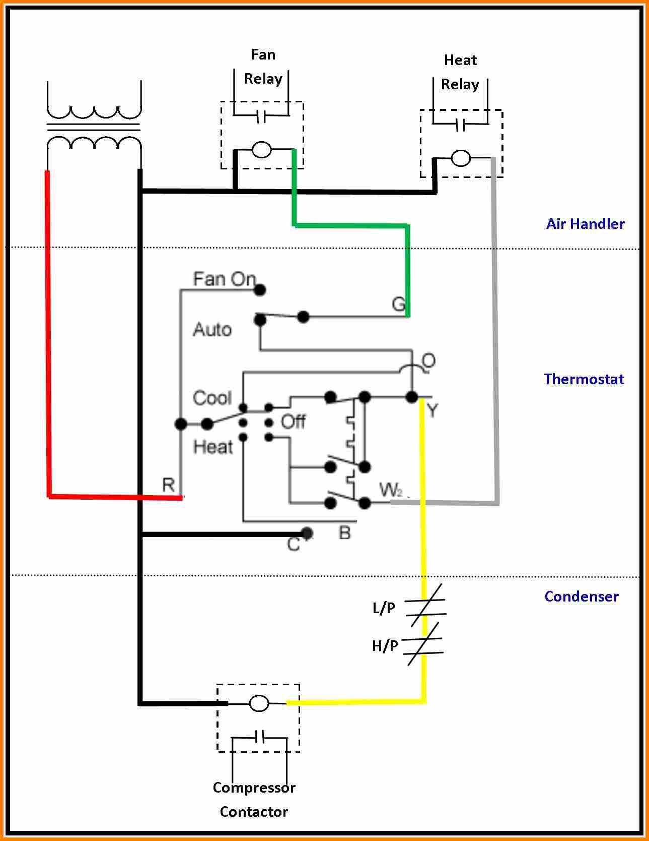 understanding electricity and wiring diagrams for hvac r 2009 hyundai accent radio diagram electric heat strip gallery