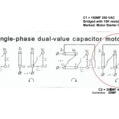 Electric Motor Wiring Diagram 220 To 110 Amp Sub Sample