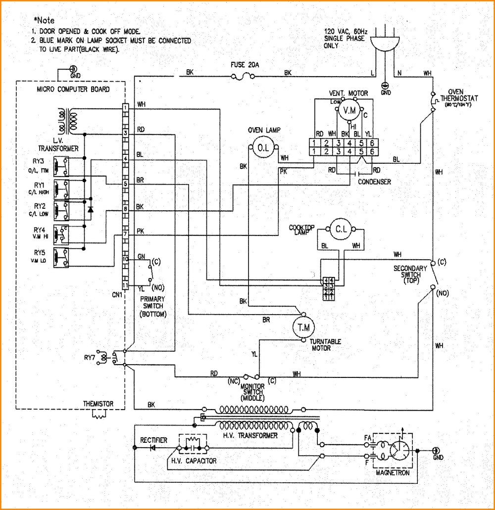 medium resolution of electric range wiring schematics wiring diagram centre