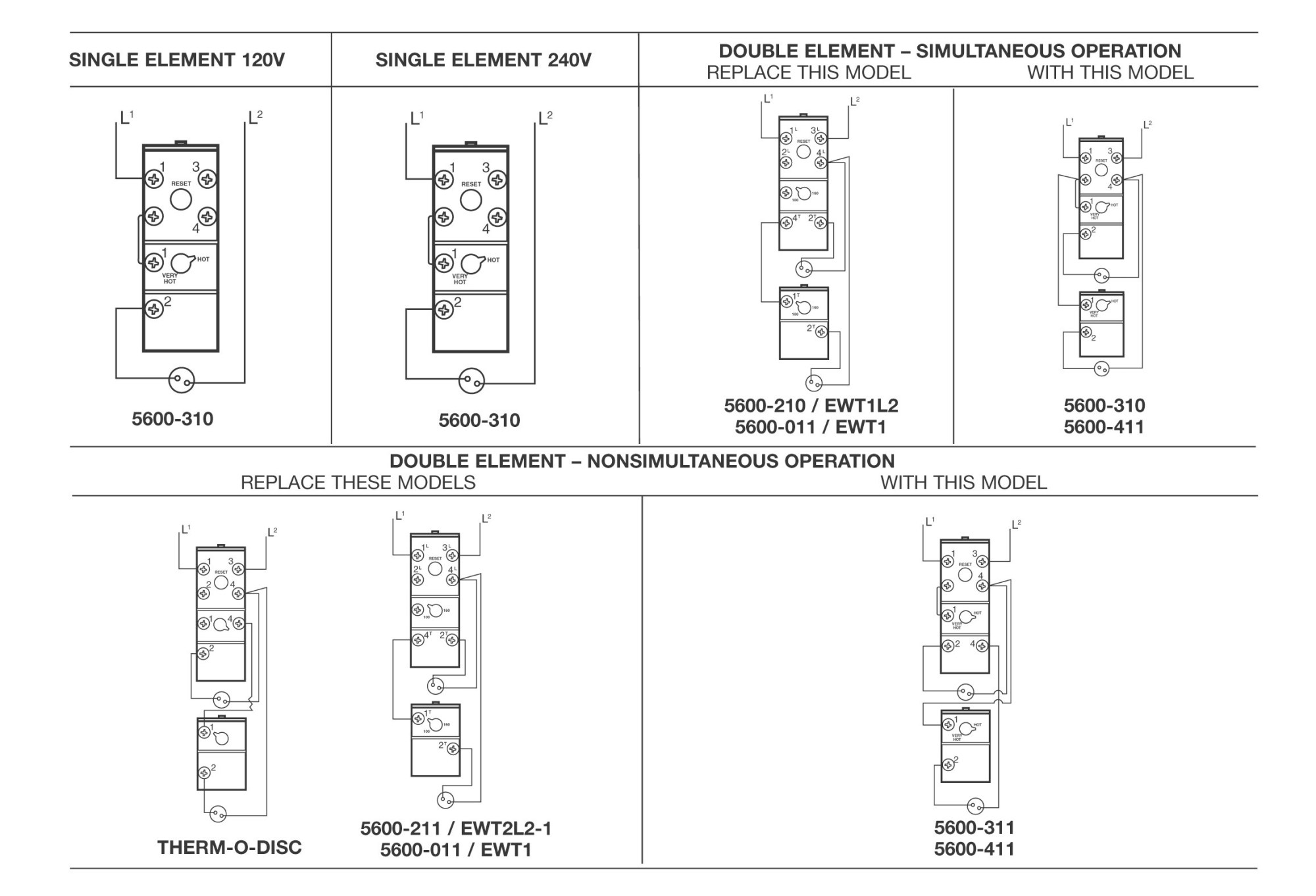 hight resolution of electric water heater thermostat wiring diagram collection thermostat wiring diagram unique electric water heater thermostat