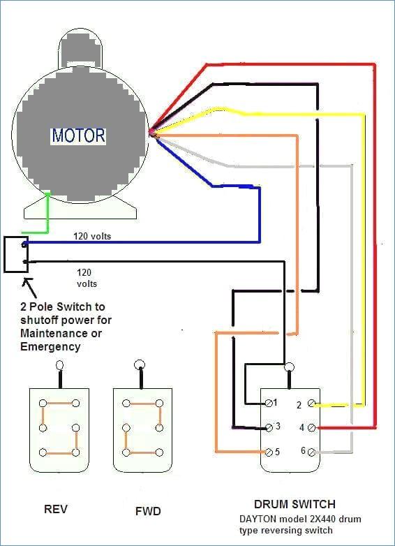 Emerson Motor Wiring Diagram - Database