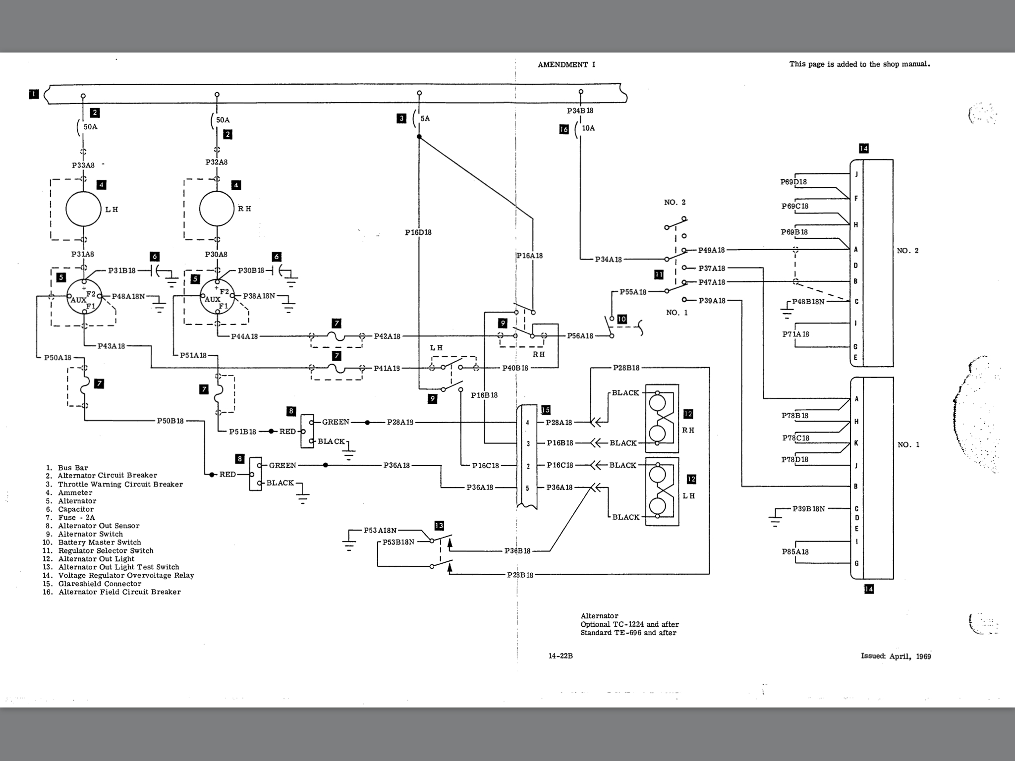 wiring diagram manual beech 300