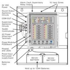 Fire Alarm Control Panel Wiring Diagram Fender Telecaster Humbucker Sample Images Detail Name