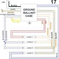Advance Sign Ballast Wiring Diagram 2001 Gmc Sierra 1500 Radio Diagrams Two Arttesano Co Fluorescent Download Philips