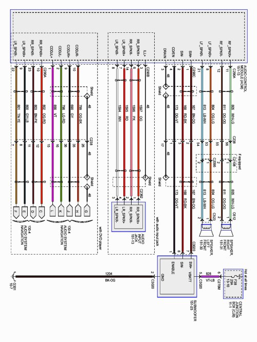 small resolution of ford econoline radio wiring diagram collection wiring diagram 2001 ford e350 radio f250 for f150