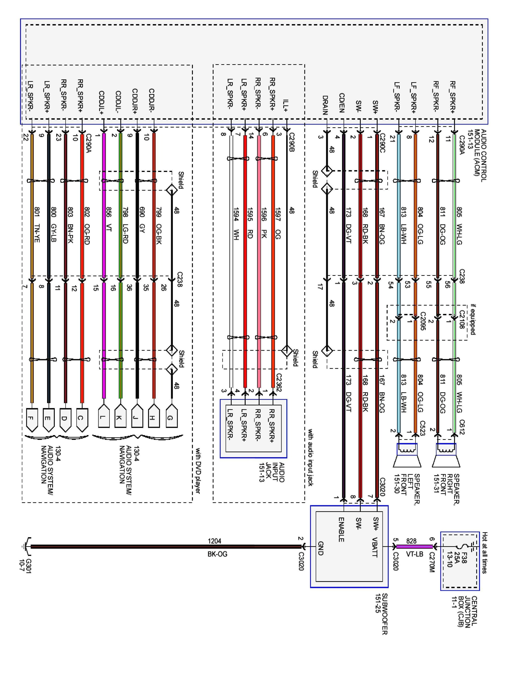 hight resolution of 2008 ford f350 stereo wiring diagram wiring diagram inside