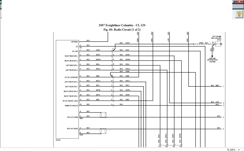 medium resolution of freightliner truck engine diagram wiring diagrams favorites