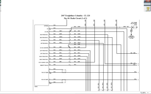 small resolution of freightliner truck engine diagram wiring diagrams favorites