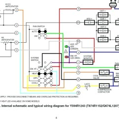 2 Speed Fan Wiring Diagram How To Wire A Relay Furnace Motor Download