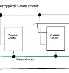 ge z wave 4 way switch wiring diagram [ 1444 x 577 Pixel ]