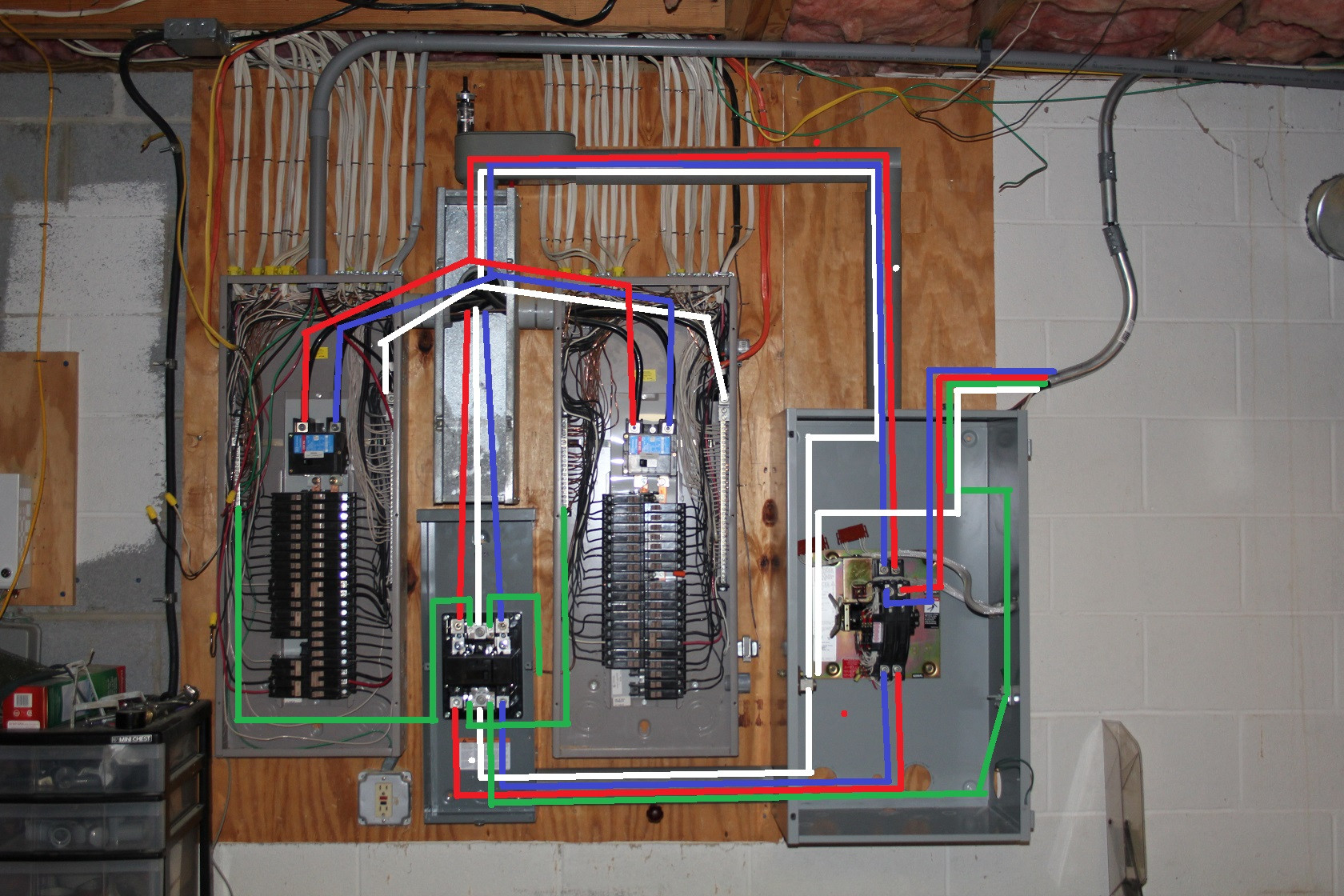Guardian Generator Wiring Diagram