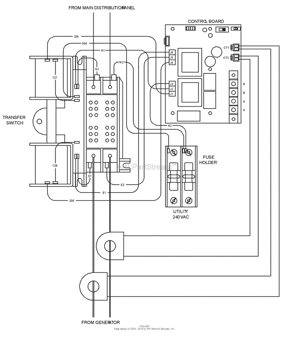 medium resolution of generac generator transfer switch wiring diagram sample wiring generac generator wiring diagrams 4375 generac generator transfer