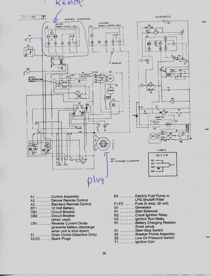Generac Gp15000e Wiring Diagram Download Wiring Diagram Sample