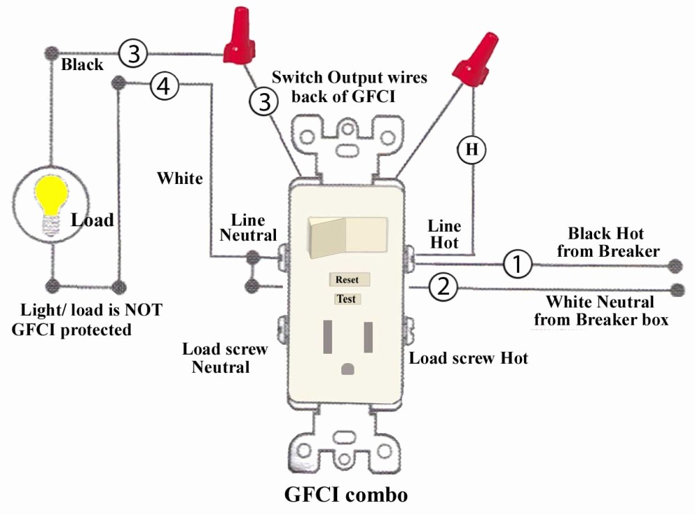 medium resolution of gfci outlet with switch wiring diagram collection full size of wiring diagram leviton timer switch