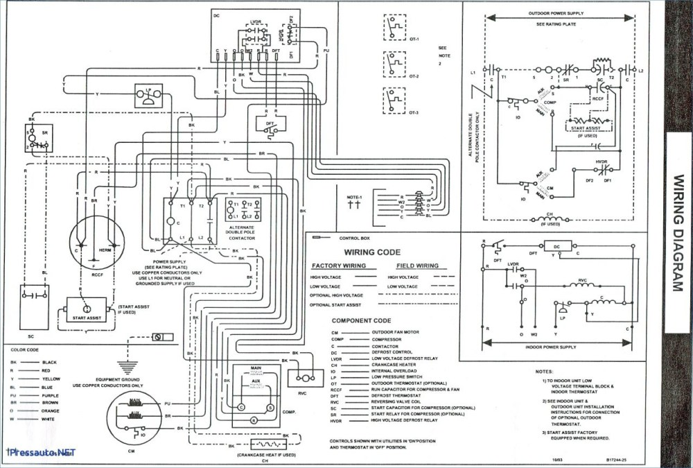 medium resolution of goodman ac wiring diagram collection wiring diagram sample