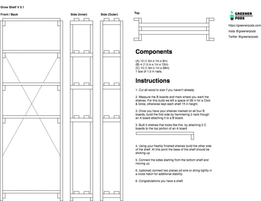 medium resolution of grow room wiring diagram download greener pods gros shelf diagram 2 p download wiring diagram