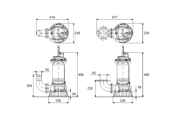 Grundfos Submersible Pump Wiring Diagram Collection