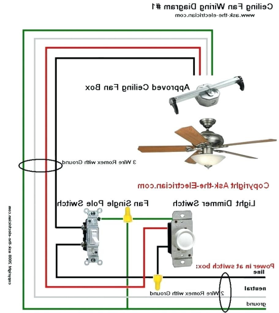 wiring 3 wire ceiling fan with light kit and, wiring a switch with an existing ceiling fan, wiring 2 switches ceiling fan in power switches, switch for ceiling fan and light, on wiring diagram for a ceiling fan and light