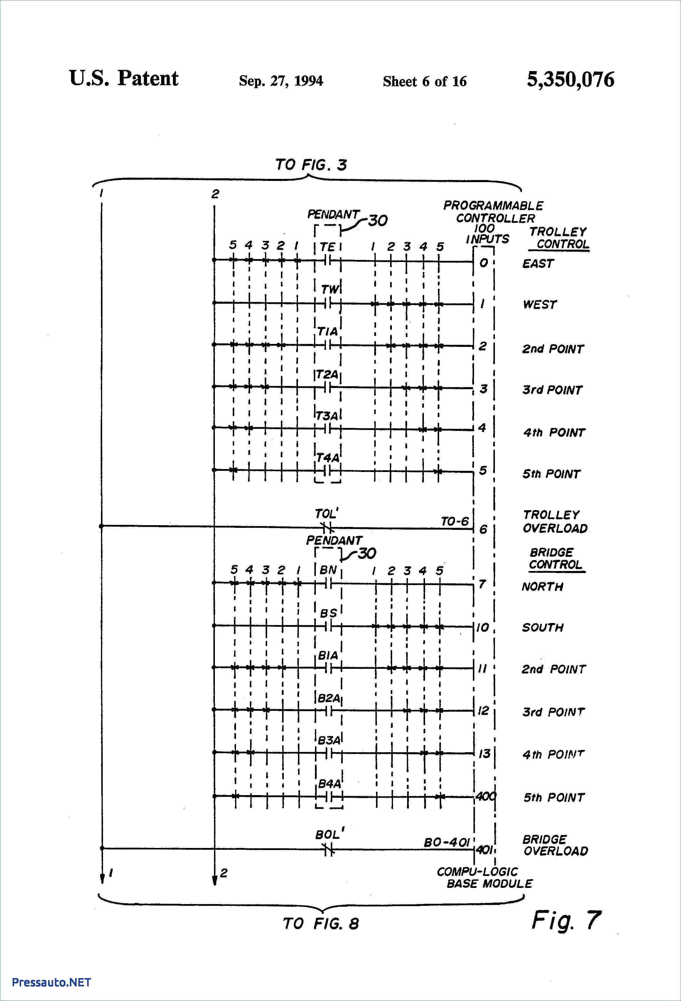 Harrington Hoist Wiring Diagram Sample