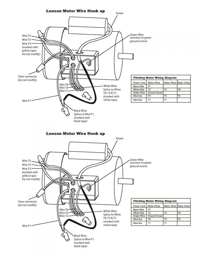 Hayward Super Pump Start Capacitor Wiring Diagram Free
