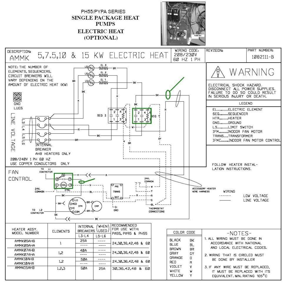 Air Handler And Condenser Wiring Please Helpwiringjpg