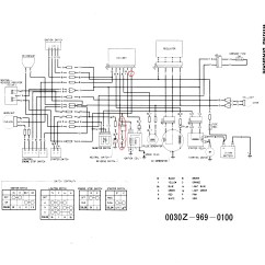 Honda Today 50 Wiring Diagram 2005 Accord Audio 300 Fourtrax Ignition Collection