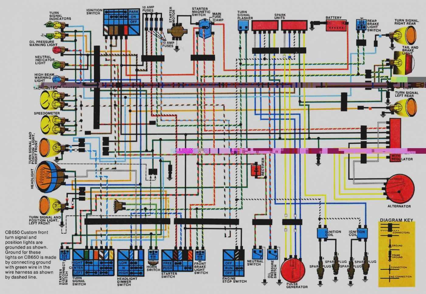 1980 suzuki gs 1000 wiring diagram