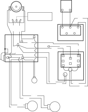Honeywell Furnaces Wiring Diagram  Wiring Diagram And