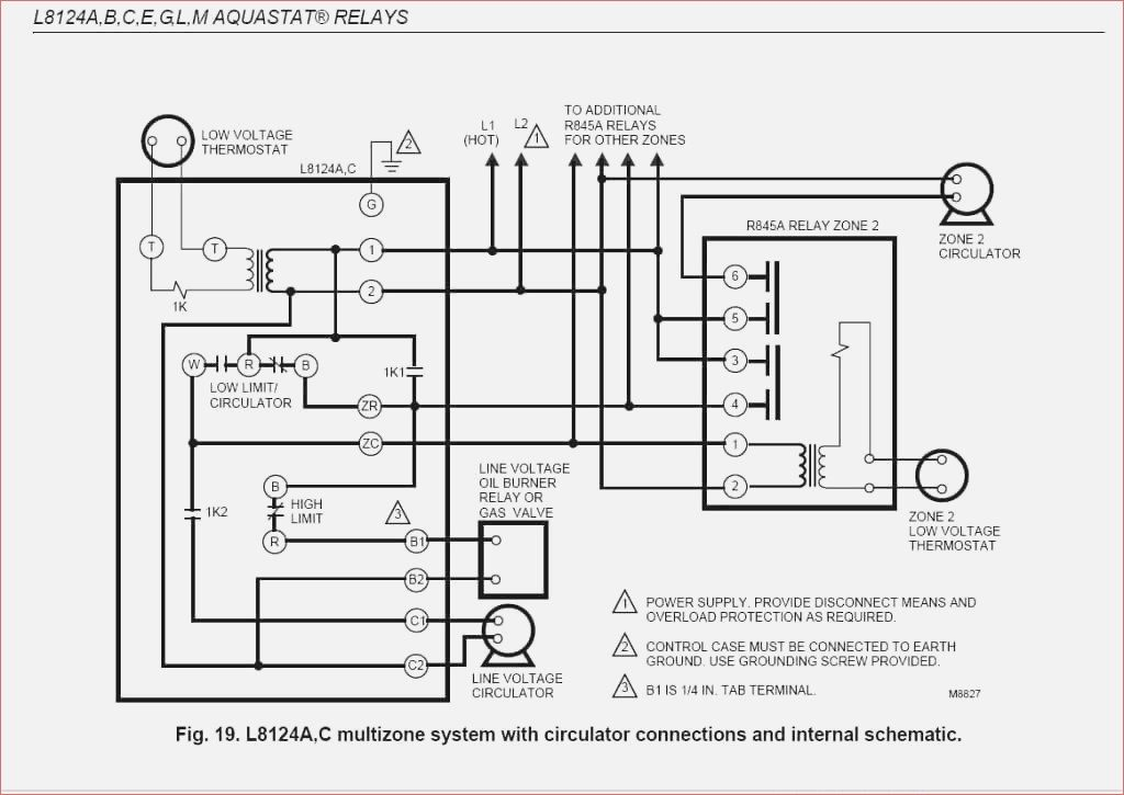 Honeywell R8184g4009 Wiring Diagram Free Download • Oasis
