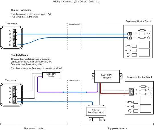 honeywell thermostat wiring diagram 2300b wiring diagrams