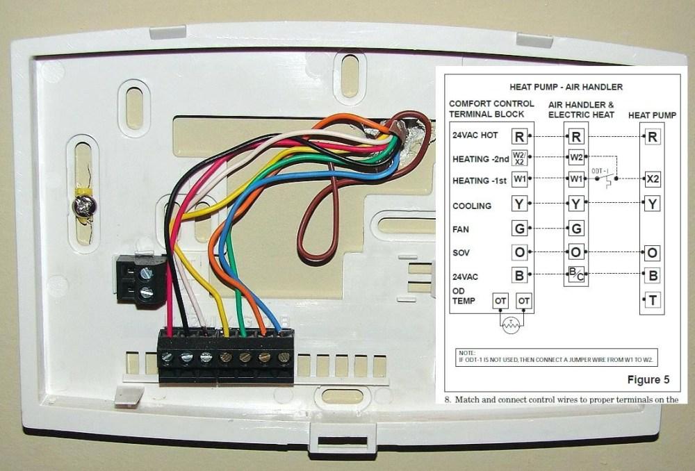 medium resolution of honeywell thermostat wiring diagram download 8 wire thermostat wiring diagram 12 r